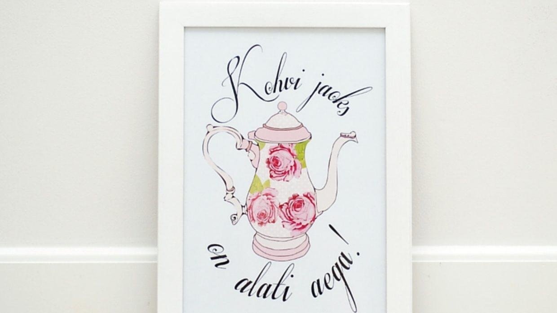 8f2d0708533 Attachment: seinapilt seinatera seinale kohvisõbrale kohvipilt kingiidee