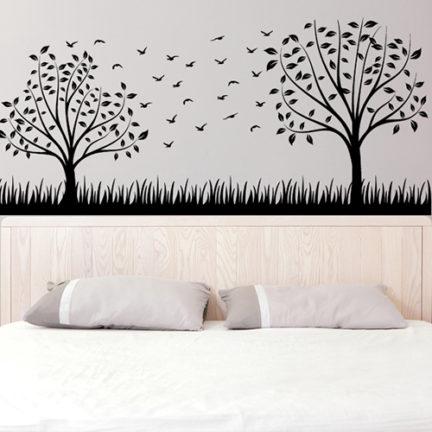 seinakleebis puu ja linnud piklik seinale.jpg