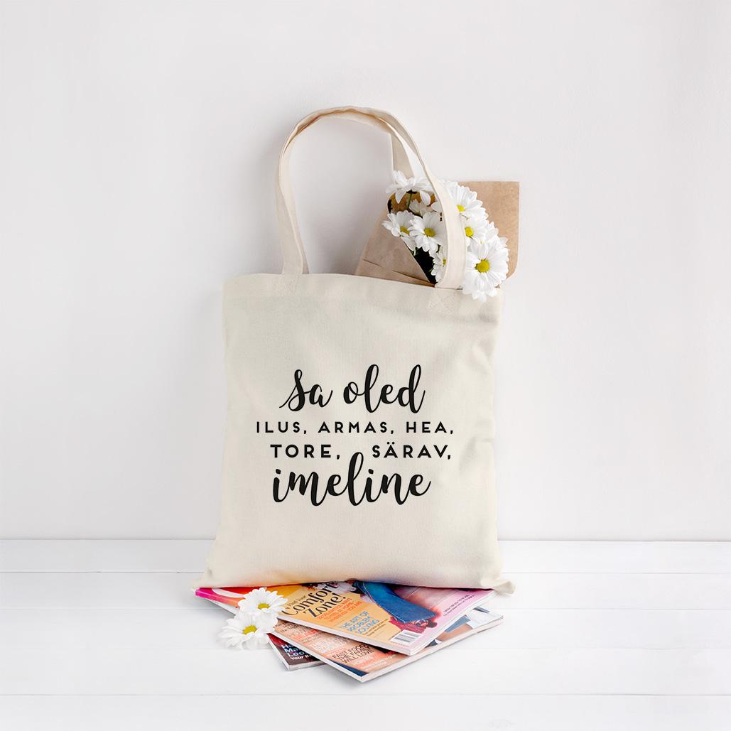 Sõnumiga kotid
